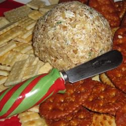 Yummy Cheese Ball Recipe on Yummly
