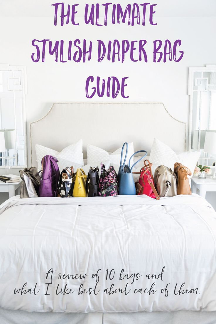 Diapering husband for bed - The Ultimate Stylish Diaper Bag Guide