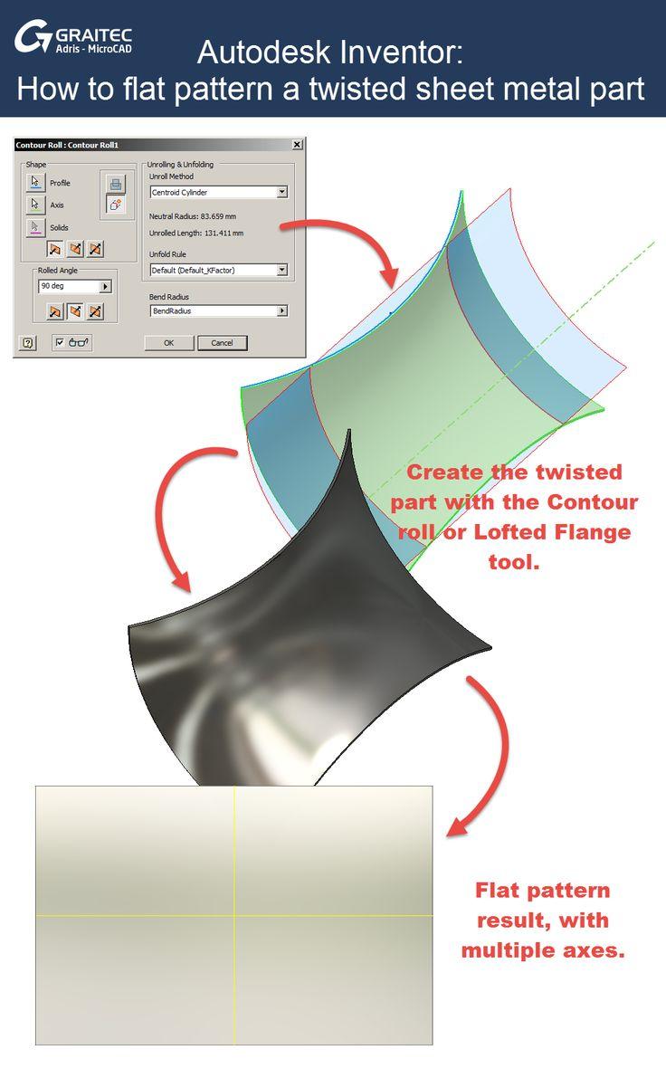 Flattening-Complex-Shapes