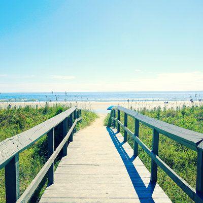 The Best Beaches in South Carolina | Isle of Palms | CoastalLiving.com