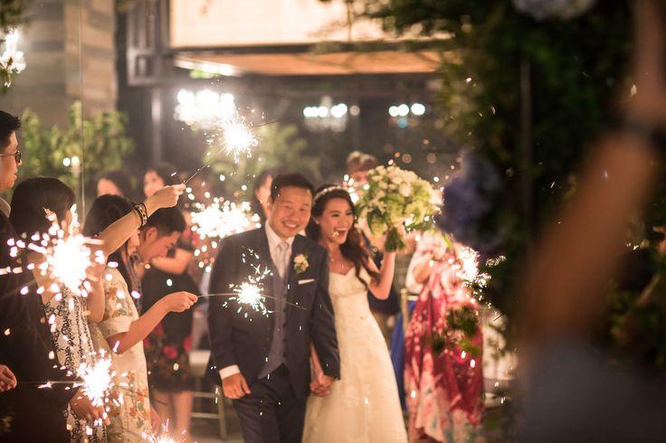 Fairy Tale Wedding Newlywed - Grand Entrance