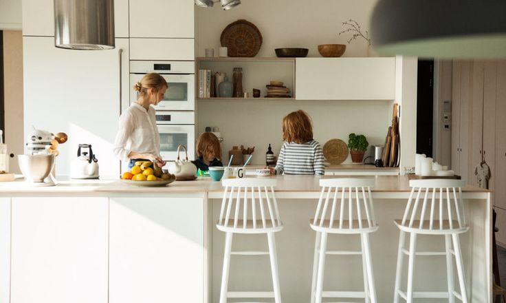 Chez David et Fanny Millet, Andrea, 4 ans et Adam, 2 ans The