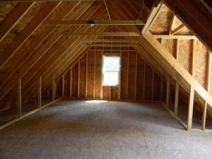Raleigh NC Area Residents Seeking A Garage With Apartment Loft Including Two Story Addition Choose HWS Garages For Quality Low Cost
