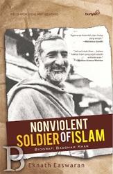 Nonviolent Soldier Of Islam - Biografi Badshah Khan | Toko Buku Online PengenBuku.NET | Eknath Easwaran | Ekhnat Easwaran dalam buku ini menyampaikan pesan dua tokoh pionir antikekerasan, Badshah Khan dan Mahatma Gandhi dengan keindahan yang menyentuh hati siapa saja yang merindukan kedamaian. Rp54,000 / Rp45,900 (15% Off)
