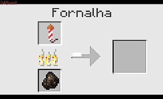 NUNCA COLOQUE FOGOS DE ARTIFÍCIO NA SUA FORNALHA !! - Minecraft