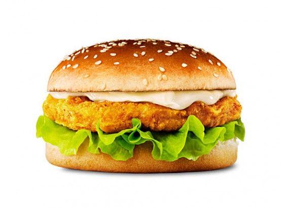 Norwegian Chicken Burger