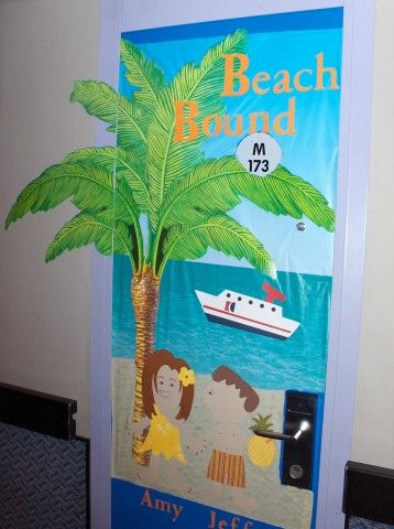 61 Best Images About Cruise Ship Door Decorating On