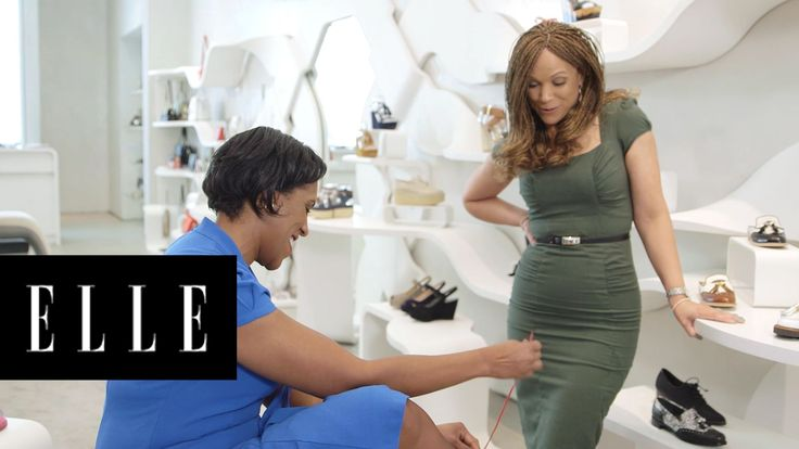 Melissa Harris-Perry Talks Feminism with Teresa Younger | Sole Search: Our Editor-at-Large Melissa Harris-Perry talks politics and feminism with Teresa Younger, the CEO and president of the Ms. Foundation for Women, while shopping for shoes at Stuart Weit