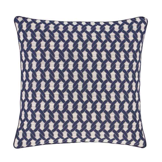 Rope Navy Cushion 45cm x 45cm desktop.info.alt_image