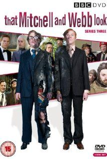 Mitchell and Webb - British comedy double act
