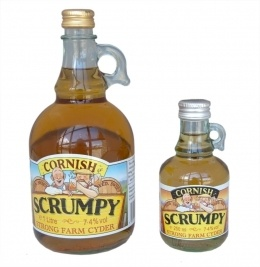 Healey's Cyder Farm Real Cornish Scrumpy Cider - blows your head off!