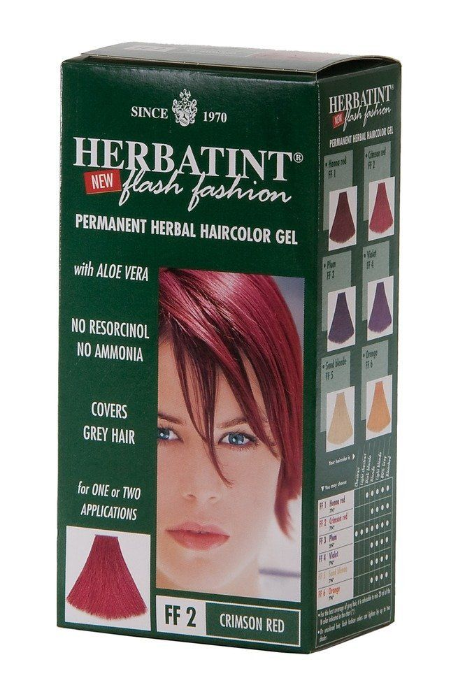 Herbatint Hair Color Crimson Red Ct >>> You can find more details by visiting the image link. #haircolor
