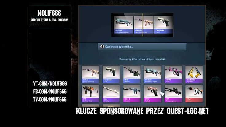 CS:GO CASE OPENING MAYBE KNIFE [ KEY SPONSORING ]