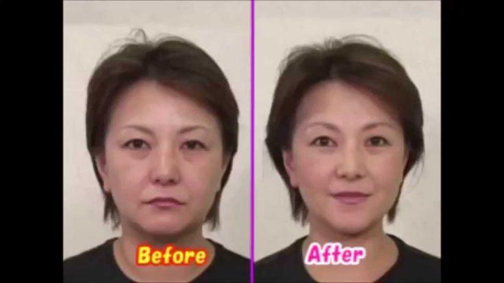 顔のたるみをとる方法♪すごいワザ! - YouTube