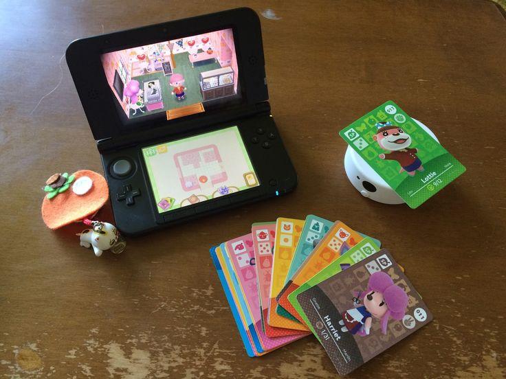 Animal Crossing Happy Home Designer Review Amiibo Cards Reader Love Animal Crossing