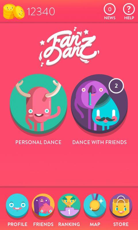 a bailar con Fandanz