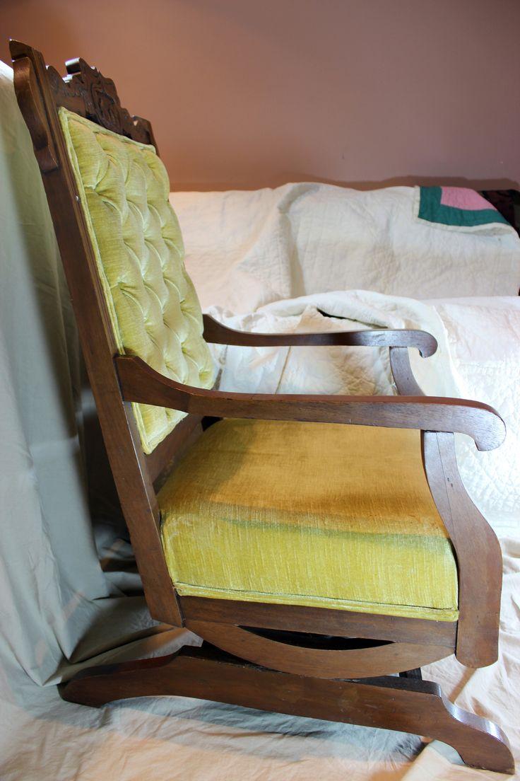 Best 25 Vintage Rocking Chair Ideas On Pinterest