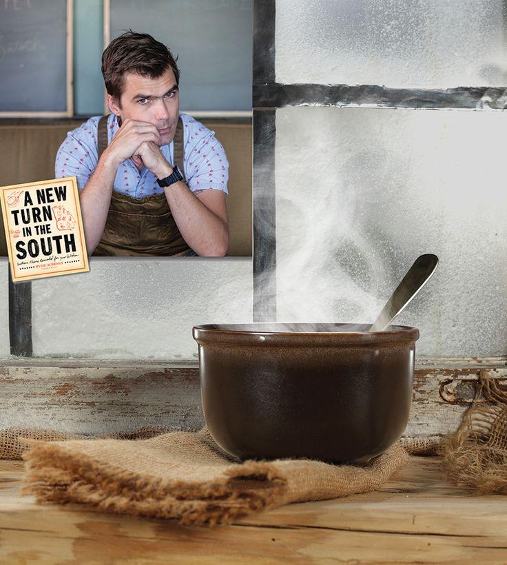 Curry Kabocha Squash Soup with Tofu #recipe by Chef Hugh Acheson
