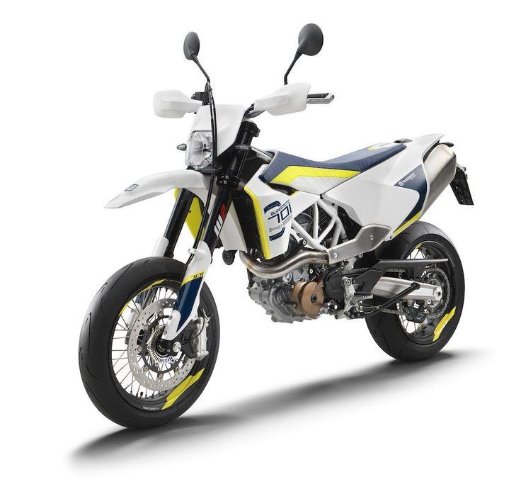 2019 Husqvarna 701 Supermoto Pricing From 2019 Husqvarna 701 Supermoto And 701 Enduro To Usa Dealerships Throughout 2019 H Motocicli Personalizzati Motociclisti