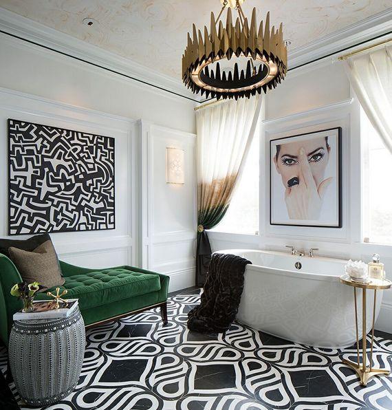 Master Bathroom // San Francisco Decorator Showcase // Tineke Triggs