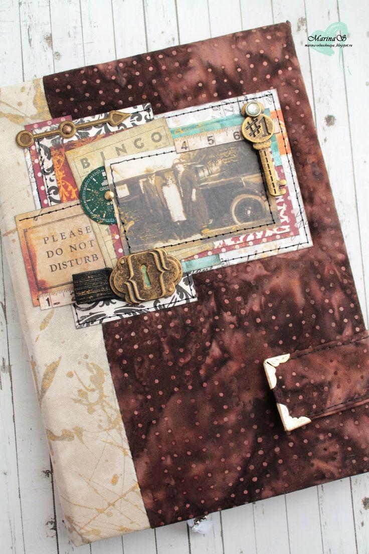 Мужской блокнот/ Male notebook