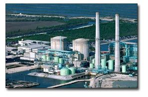 Turkey Point nuclear power plant in South Florida survived Category 5 Hurricane Andrew. Two new reactors are proposed at Turkey Point, but the safety assessment for them likely doesn't include realistic estimates of future sea level rise.