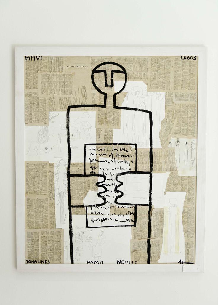 """Logos"" by Hannes Egger"