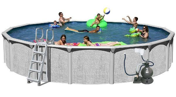 We are able to review some of the best above ground pools from the most popolar brands that are already quite prevalent. One can choose out from these pools and select the best option for them. #AboveGroundPools