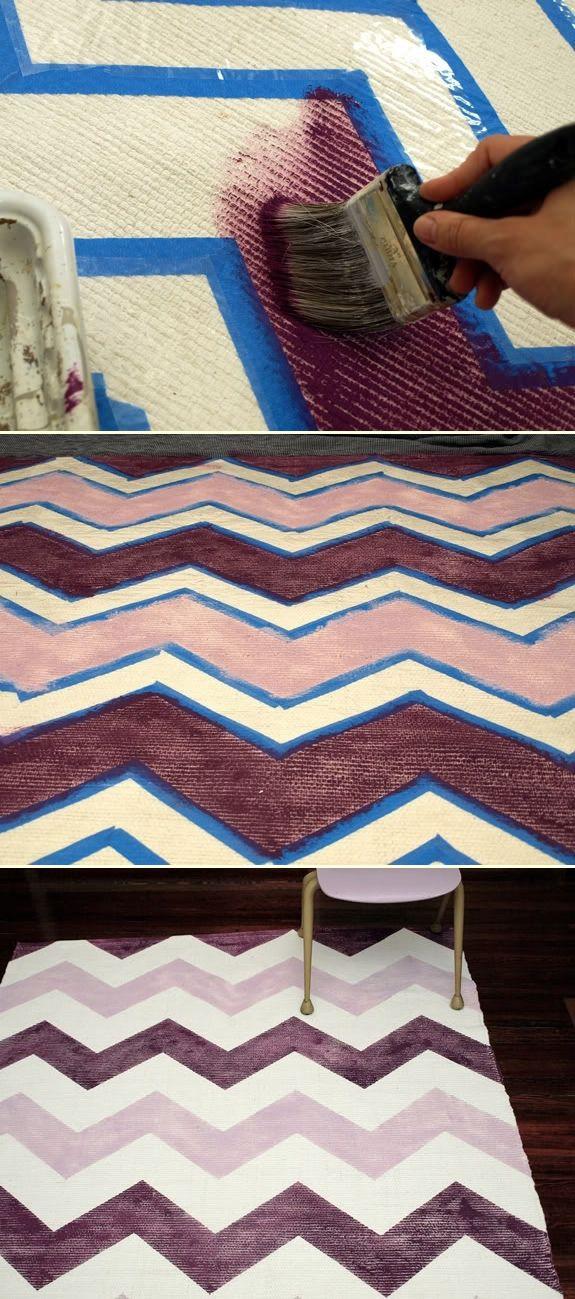 rug DIY