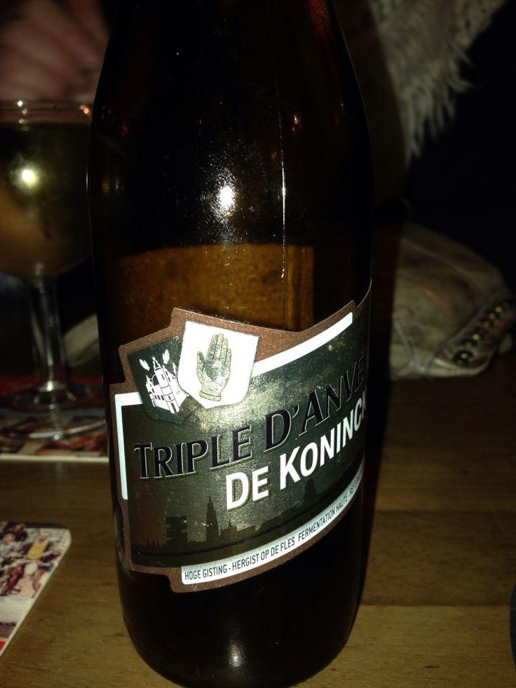 De Koninck - Triple D'Anvers 33 cl, 8%