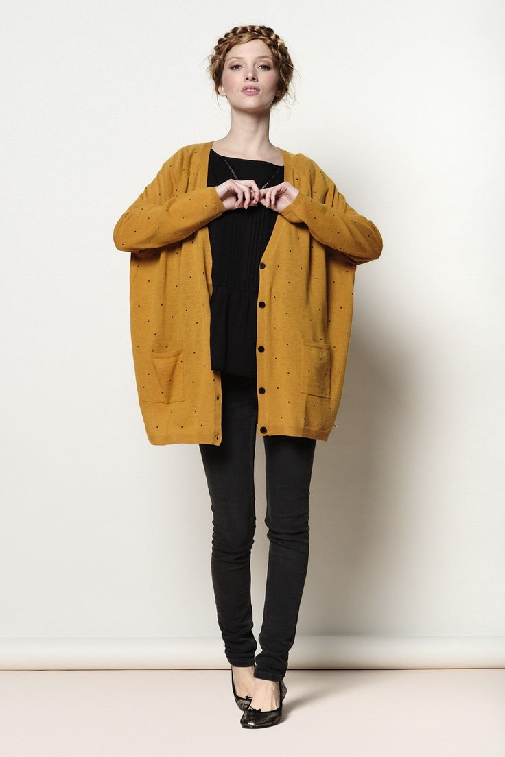 Best 25  Mustard cardigan ideas on Pinterest | Casual autumn ...