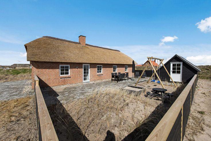 Neues Ferienhaus an der Nordsee in Søndervig mit Whirlpool