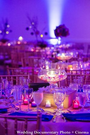 Indian Wedding Reception in pink and gold, San Jose, California  