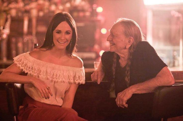Hear Kacey Musgraves and Willie Nelson's Laid-Back Holiday Tune, 'A Willie Nice Christmas'