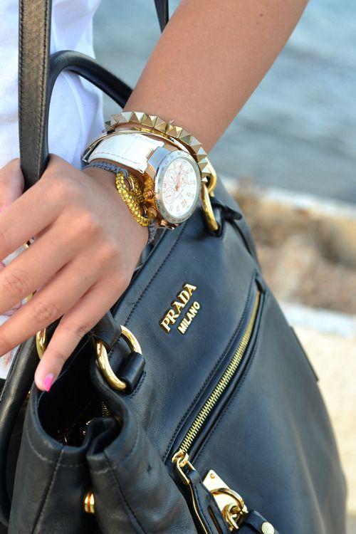 ♡: Arm Candy, Michael Kors, Design Handbags, Prada Handbags, Prada Bags, Design Bags, Louis Vuitton Handbags, Design Pur, Lv Handbags