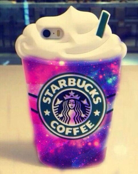 Starbucks café de galaxia