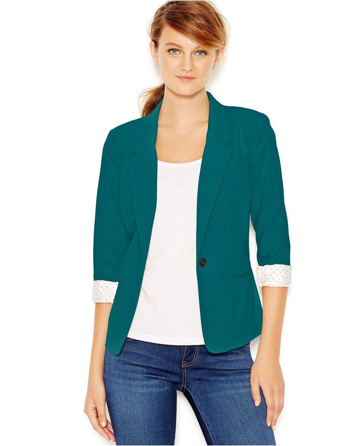 Best 25  Women's blazers & jackets ideas on Pinterest | Women's ...