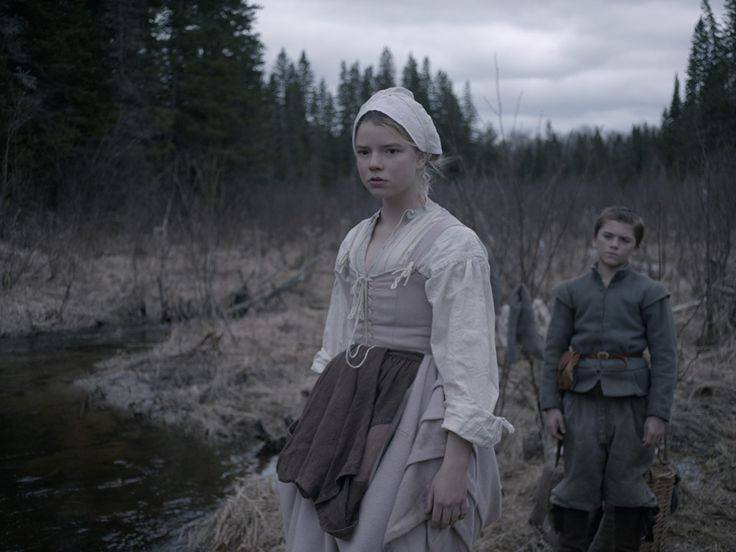 How <em>The Witch's</em> Director Made His Film So Terrifying | Anya Taylor-Joy plays Thomasin, then oldest daughter of a doomed Puritan family. | Credit: A24 | From Wired.com
