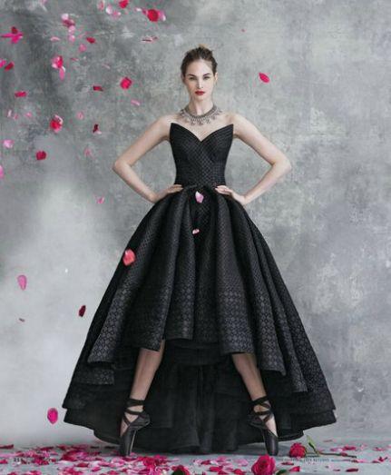 Fashion and ballet foundation. Beautiful