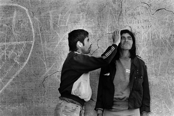 Paz Errázuriz, Infarto del alma 2, Chile, 1993. Courtesy of the artist