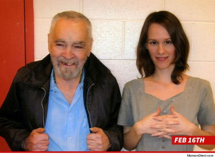 """Charles Manson knows a thing or two about \""""till death do us part,\"""" so he\'s taking the marriage plunge.  The man convicted of slaughtering Sharon Tate and 6 others got a marriage license earlier this month. The 80-year-old murderer is marrying 26-year-old Afton Elaine Burton, who runs a Manson fan website.  Burton says the ceremony will go down next month behind prison walls. They can invite up to 10 free people.  There won\'t be any little Mansons running around ... he\'s not entitled to…"""