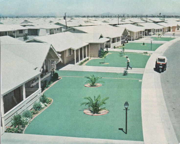1950s Houses 21 best tract housing images on pinterest | 1950s, southern