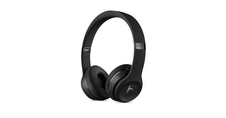 Avec le casque sans fil Solo3 de Beats by Dr.Dre, profitez pleinement de votre musique sans être gêné par des câbles. Achetez maintenant et profitez de la livraison rapide et gratuite, ou rendez-vous dans un AppleStore.
