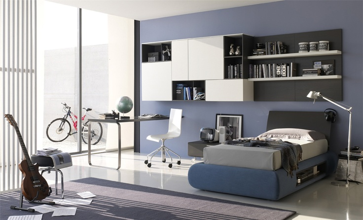 young room