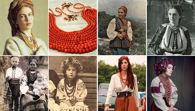 Traditional Ukrainian Jewelry | Ukrainian Dance World