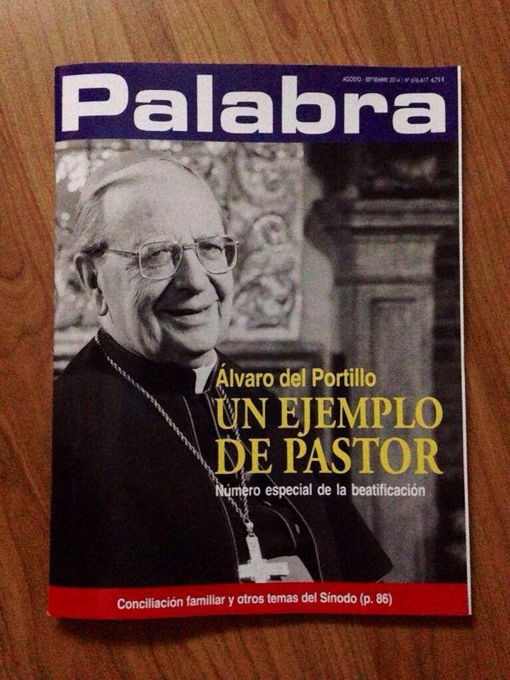 #AlvarodelPortillo un ejemplo de pastor -> revista palabra