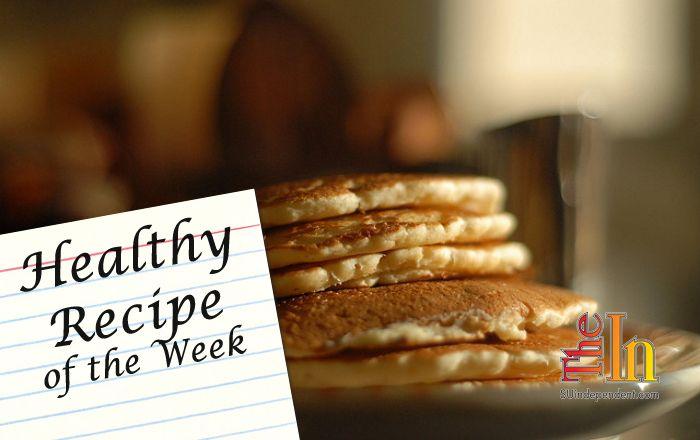 Gluten-Free Buckwheat Pancakes: Schools Recipes, Healthy Recipes, Glutenfree