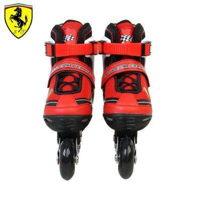Ferrari FK11 Inline Skate for Kids Junior #jewelry, #women, #men, #hats, #watches, #belts