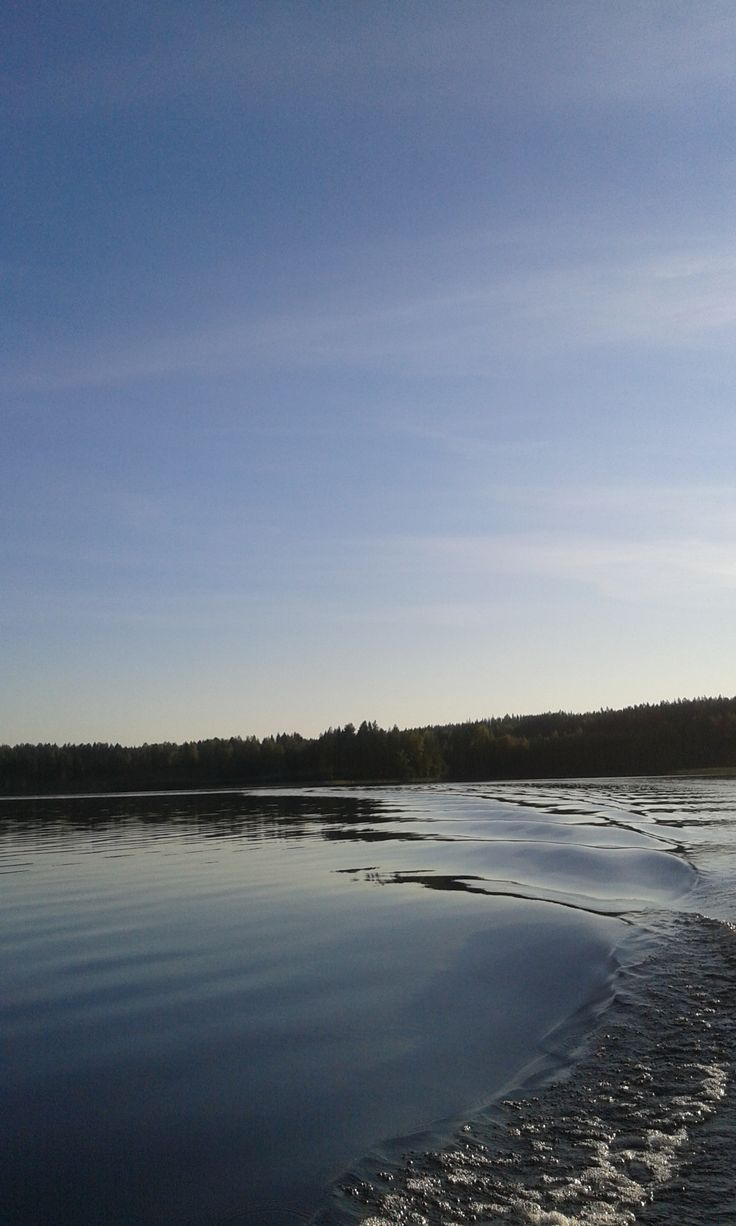 Kynsivesi, Finland.
