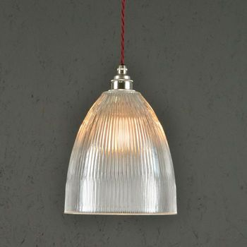Prismatic Vintage Pendant Light Large